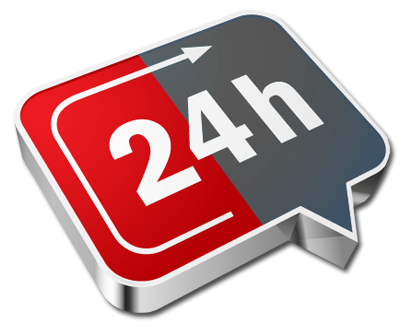 icono 24h